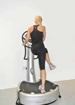 Standing Dynamic Calf with side-to-side knee driver 2