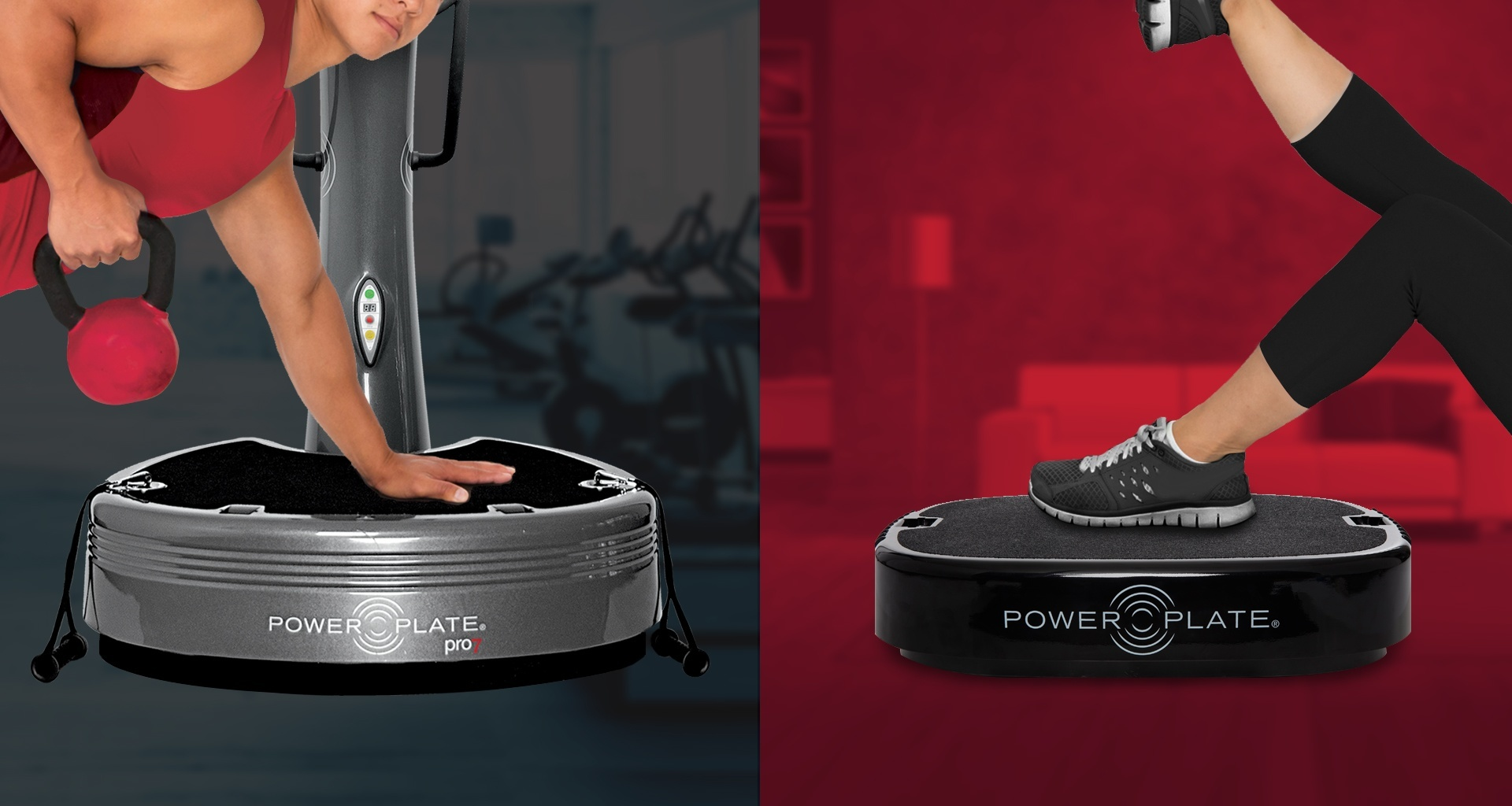 Power Plate Home & Facility