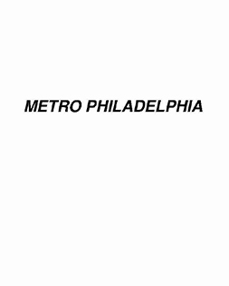 Power Plate in Metro Philidelphia